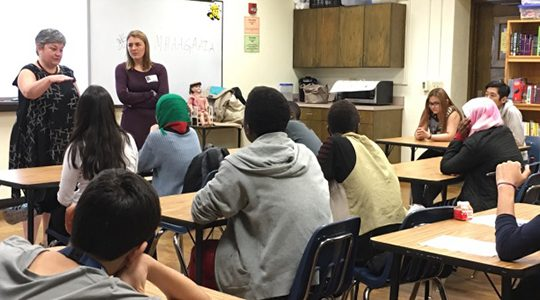 Stories from a Wichita Classroom